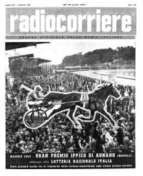 Anno 1947 Fascicolo n. 16