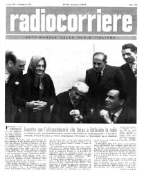 Anno 1947 Fascicolo n. 20