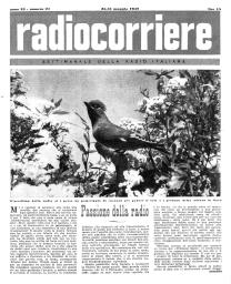 Anno 1947 Fascicolo n. 21