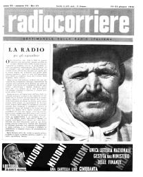 Anno 1947 Fascicolo n. 24
