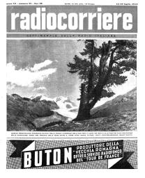 Anno 1947 Fascicolo n. 28