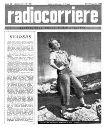 Anno 1947 Fascicolo n. 32