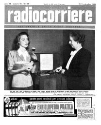 Anno 1947 Fascicolo n. 36