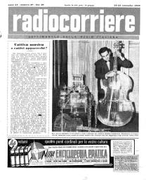 Anno 1947 Fascicolo n. 38