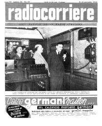 Anno 1947 Fascicolo n. 45