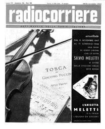 Anno 1947 Fascicolo n. 46