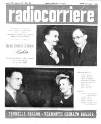 Anno 1947 Fascicolo n. 47