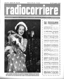 Anno 1948 Fascicolo n. 33