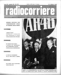 Anno 1948 Fascicolo n. 40