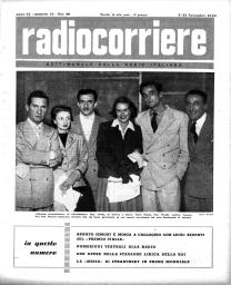 Anno 1948 Fascicolo n. 45