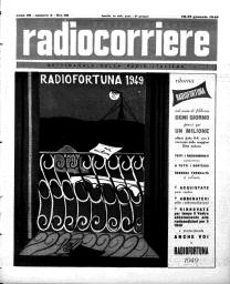 Anno 1949 Fascicolo n. 3