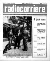 Anno 1949 Fascicolo n. 15