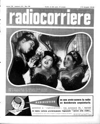 Anno 1949 Fascicolo n. 18
