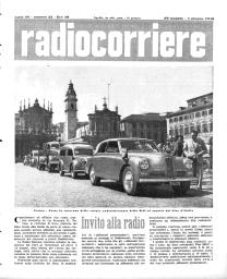 Anno 1949 Fascicolo n. 22