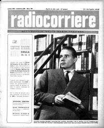 Anno 1949 Fascicolo n. 29