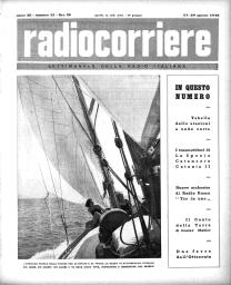 Anno 1949 Fascicolo n. 33
