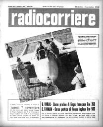 Anno 1949 Fascicolo n. 44