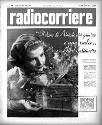 Anno 1949 Fascicolo n. 50