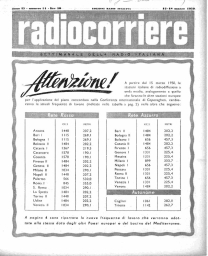 Anno 1950 Fascicolo n. 11