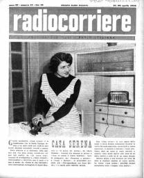 Anno 1950 Fascicolo n. 17