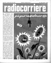 Anno 1950 Fascicolo n. 20