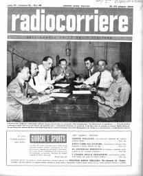 Anno 1950 Fascicolo n. 25