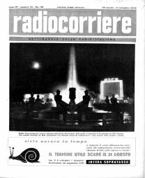Anno 1950 Fascicolo n. 35