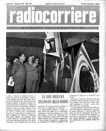 Anno 1950 Fascicolo n. 39