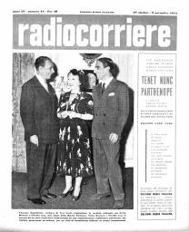 Anno 1951 Fascicolo n. 44