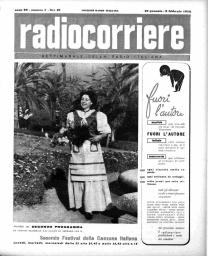Anno 1952 Fascicolo n. 5