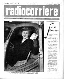 Anno 1952 Fascicolo n. 9