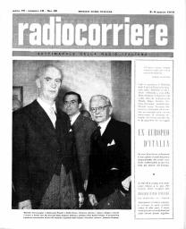 Anno 1952 Fascicolo n. 10
