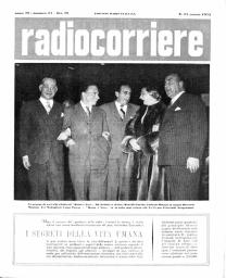 Anno 1952 Fascicolo n. 11