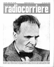 Anno 1952 Fascicolo n. 16