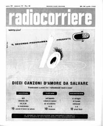 Anno 1952 Fascicolo n. 17