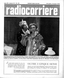 Anno 1952 Fascicolo n. 18