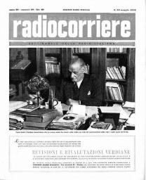 Anno 1952 Fascicolo n. 19