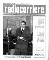 Anno 1952 Fascicolo n. 21