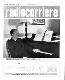 Anno 1952 Fascicolo n. 22