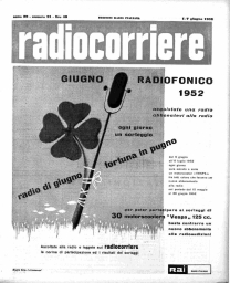 Anno 1952 Fascicolo n. 23