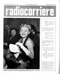Anno 1952 Fascicolo n. 26