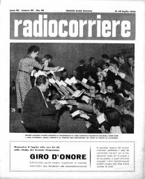 Anno 1952 Fascicolo n. 28
