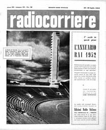 Anno 1952 Fascicolo n. 29