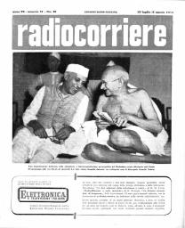Anno 1952 Fascicolo n. 31