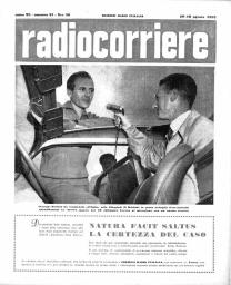 Anno 1952 Fascicolo n. 33