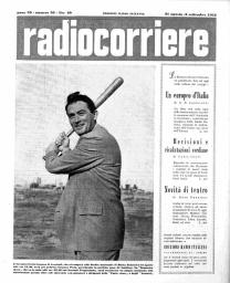 Anno 1952 Fascicolo n. 36