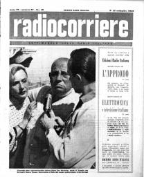 Anno 1952 Fascicolo n. 37