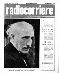 Anno 1952 Fascicolo n. 38