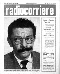 Anno 1952 Fascicolo n. 39