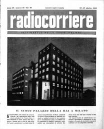 Anno 1952 Fascicolo n. 42